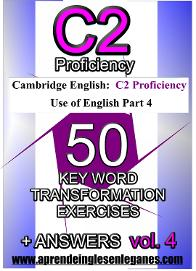C2 key word transformation exercises