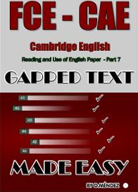 gapped text exercises